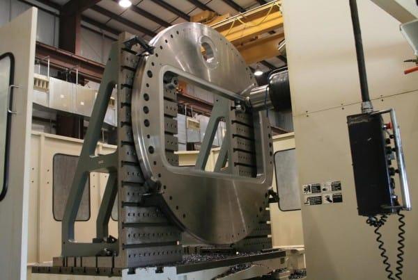 Hyperbaric Chamber Machining
