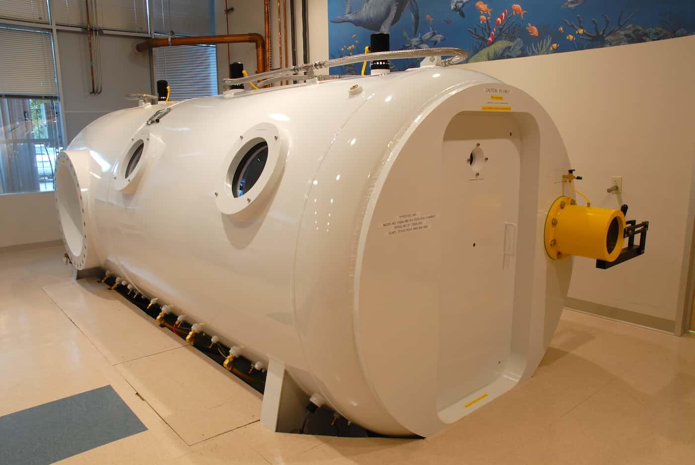 Tekna Multiplace Hyperbaric Chamber