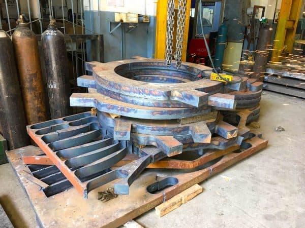 Hyperbaric Chamber Manufacturer Cutting