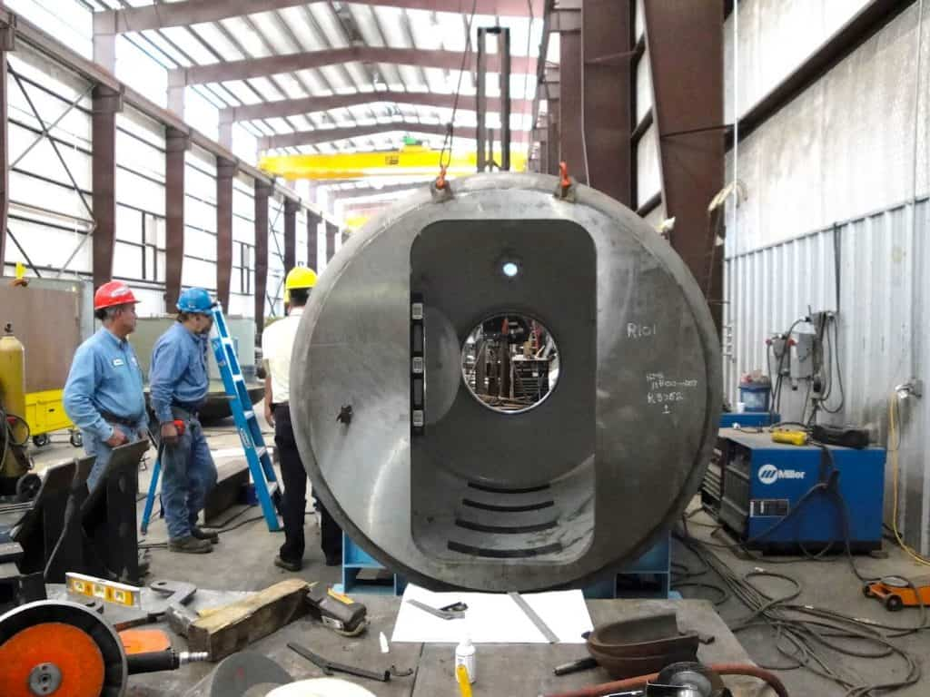 Hyperbaric Chamber Manufacturer Fabrication