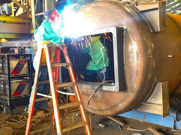 Welding Hyperbaric camera Manufacturer:
