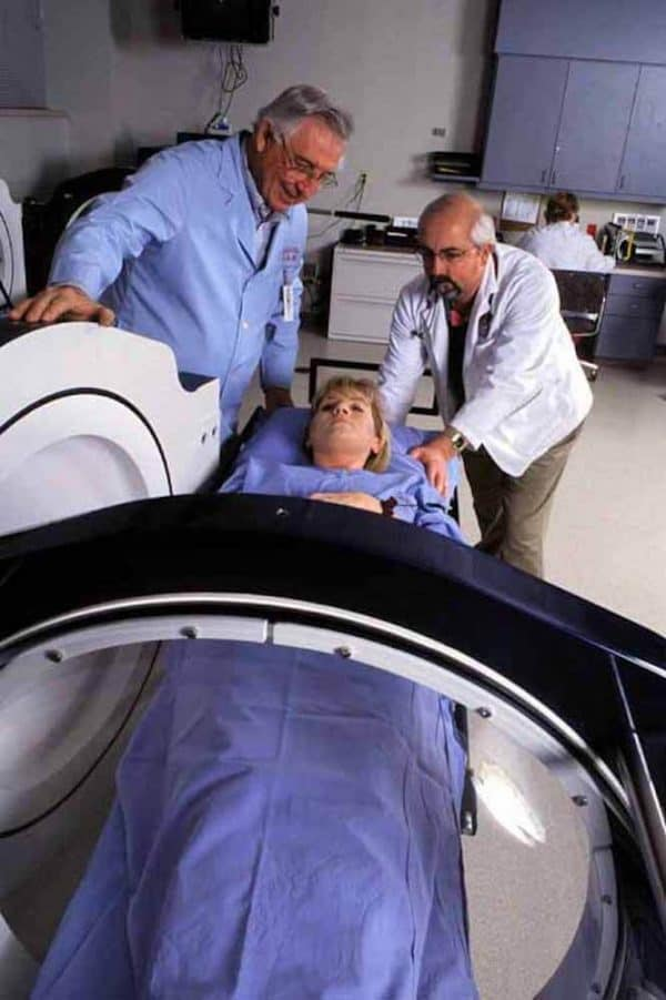 Chamber of Hyperbaric