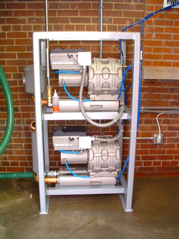Medical Grade Air Compressor -Hyperbaric Chamber