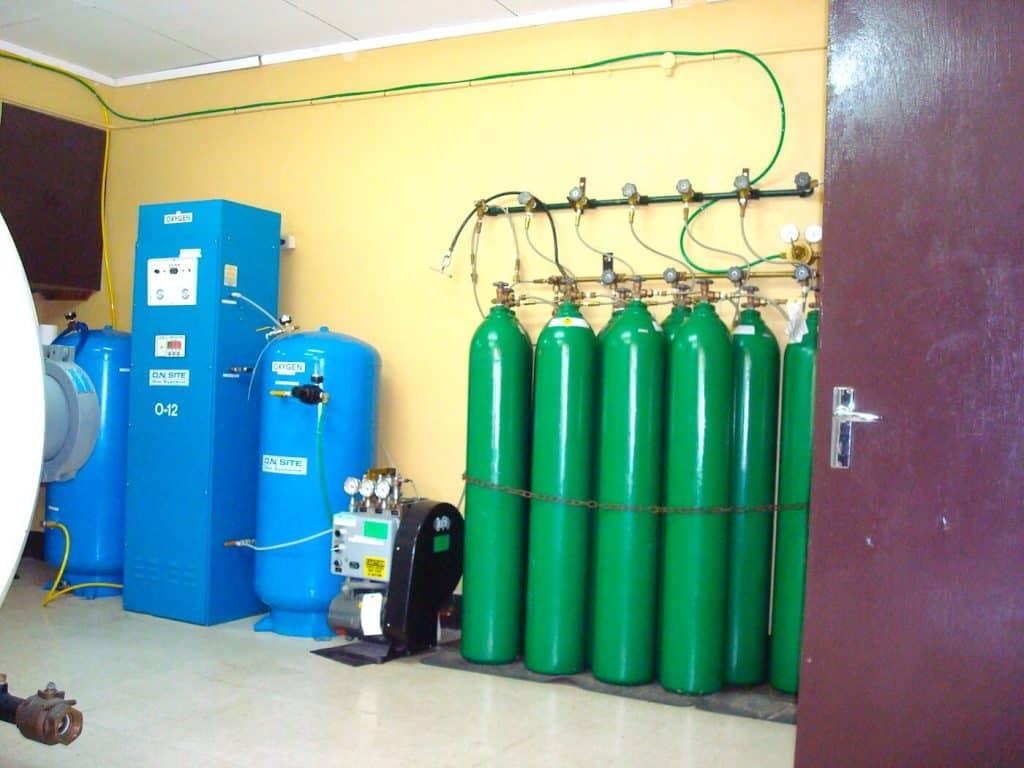 医用级氧气发生器 - 高压氧治疗hbot