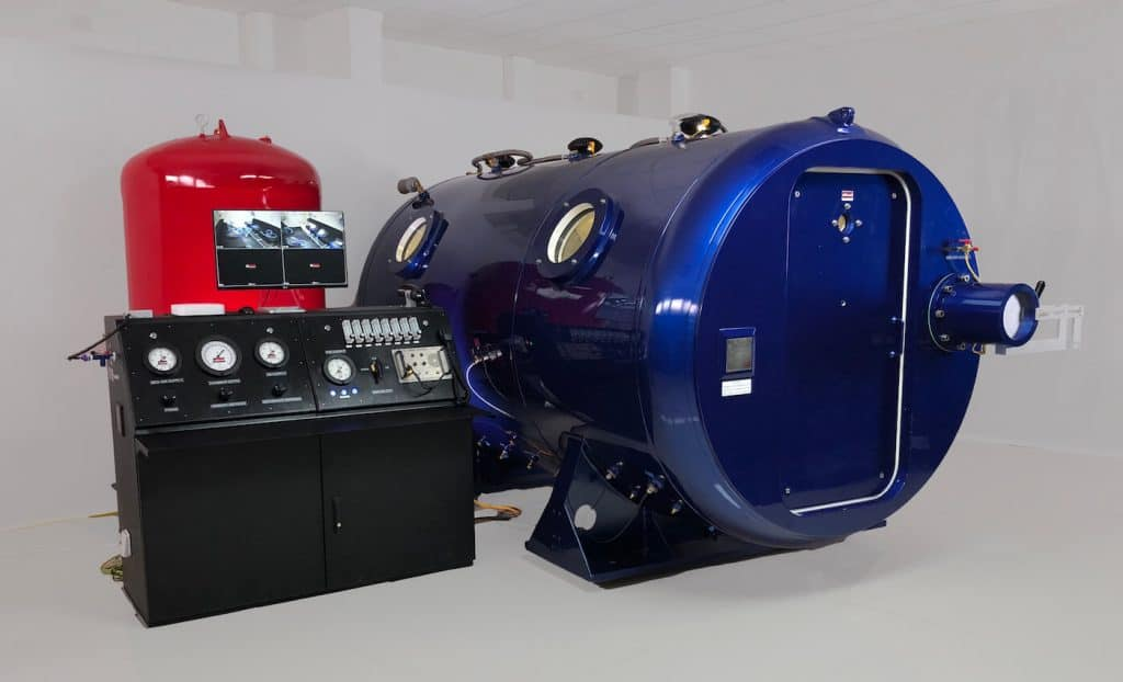 Multiplace Hyperbaric Chamber